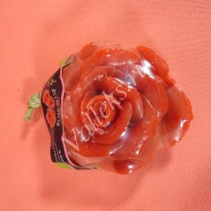"""Тайское натуральное фигурное мыло ручной работы """"Роза"""""""