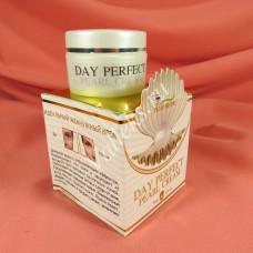 Дневной крем с экстрактом жемчуга Day Perfect Pearl Cream