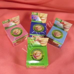 Травяная зубная паста 5star