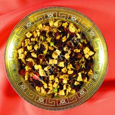 "Красный ароматизированный чай ""Бабушкин сад"", 100гр."