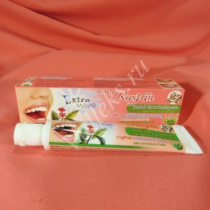 Тайская органическая зубная паста с гвоздикой Isme (туба)
