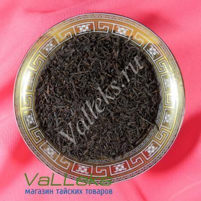 Черный ароматизированный чай Эрл Грей, 100гр.