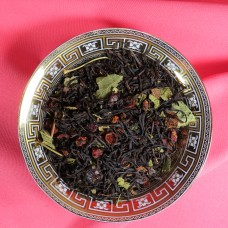 Чай черный Лесная ягода Premium, 100гр.
