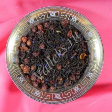 """Ароматизированный черный чай """"Изысканный бергамот"""", 100гр."""