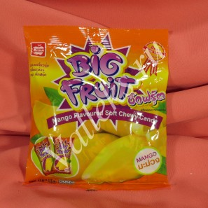 Тайские жевательные конфеты с соком манго, 150гр.