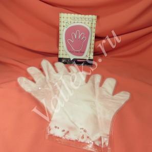 Отбеливающая питательная маска-перчатки для рук