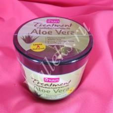 Питательная маска для волос с экстрактом алоэ вера Banna 300мл