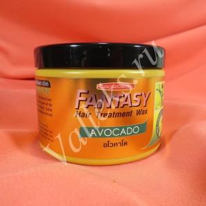 Маска с авокадо для сухих поврежденных волос Fantasy 250мл