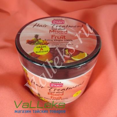 Питательная маска для волос Фруктовый микс, Banna, 300мл