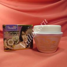 Маска для волос с кокосовым масло холодного отжима Pannamas, 300гр.