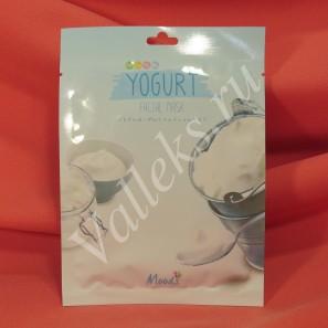 Восстанавливающая маска для лица с протеинами йогурта Belov