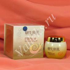 Ночная улиточная несмываемая маска с гиалуроновой кислотой Snail Factor, 120мл