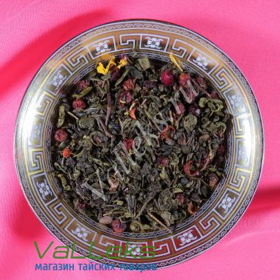 """Зеленый чай """"Мишки Гамми"""", 100гр."""