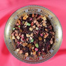 """Красный фруктовый чай """"Наглый фрукт"""", 100гр."""