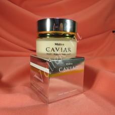 Крем для лица ночной восстанавливающий с экстрактом черной икры от Mistine