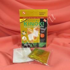 Пластырь-детокс для выведения токсинов  Kiyome Kinoki