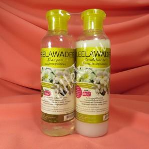 Набор для волос: шампунь и кондиционер в экстрактом Лилавади, Banna (360+360мл)
