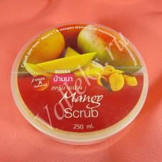 Питательный скраб для тела с экстрактом Манго Banna 250мл