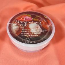 Скраб для тела с экзотическими ароматами Мангостин Banna