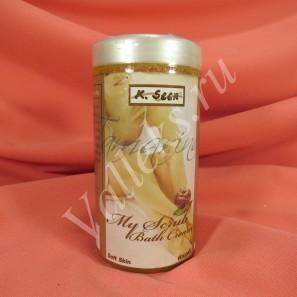 Тайский соляной скраб для тела Тамаринд K.Seen