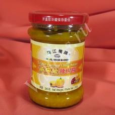 Соус из хайнаньского перца чили лантерн Желтый фонарь 240гр.
