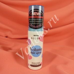 Восстанавливающий спрей для объема волос Mistine