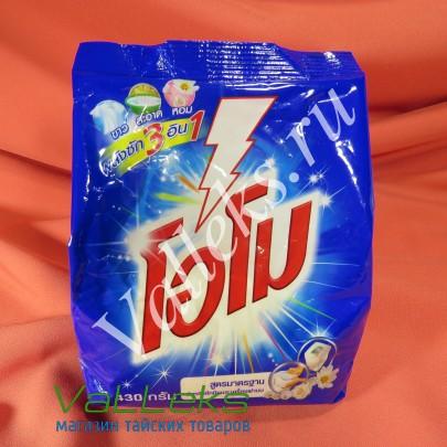 Тайский безфосфатный концентрированный стиральный порошок для белого белья USA