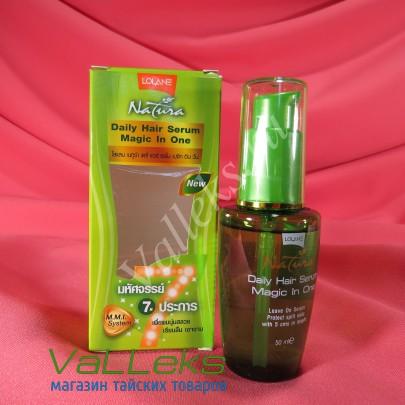 Сыворотка для сухих поврежденных волос Lolane