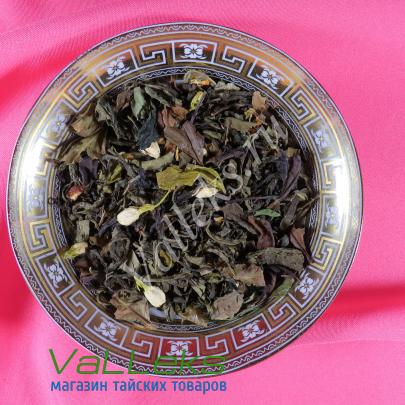 """Зеленый чай """"Улыбка гейши"""", 100гр."""