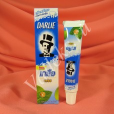 Освежающая зубная паста с морской солью Darli
