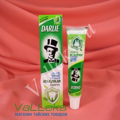 Зубная паста Защита и укрепление эмали Darli