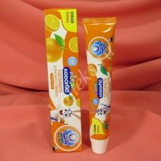 Специальная зубная паста для детей Kodomo