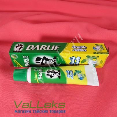 Натуральная зубная паста Darlie Двойная свежесть