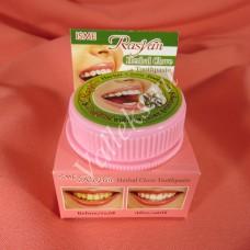 Тайская органическая зубная паста с гвоздикой Isme