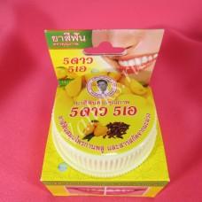 Тайская концентрированная зубная паста с экстрактом Манго 5star5A, 25гр.