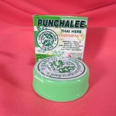 Органическая твердая зубная паста Punchalee