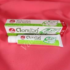Натуральная травяная зубная паста Twin Lotus original